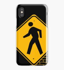 Inked up Cross Walk iPhone Case