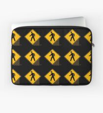 Inked up Cross Walk Laptop Sleeve