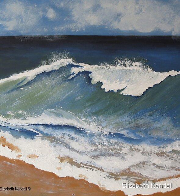 Blouberg se strand by Elizabeth Kendall