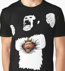 notorious gorilla Graphic T-Shirt