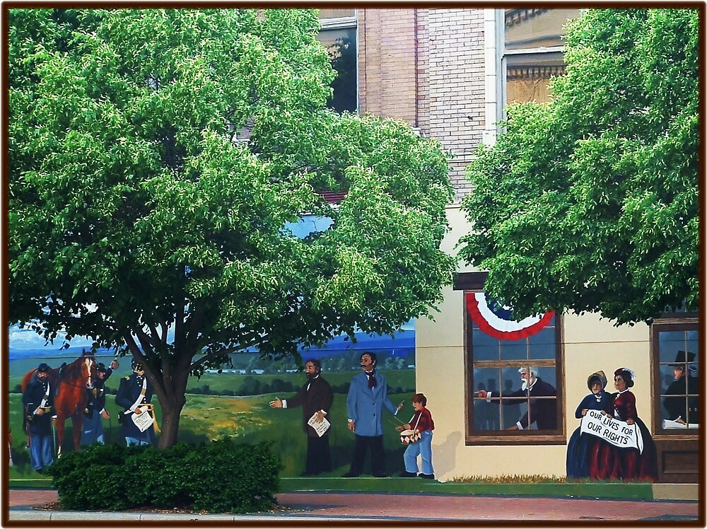 America's Heritage by Jim  Darnall