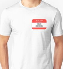 Impractical Jokers - Hello my name is Cranjis McBasketball Unisex T-Shirt