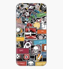 R6 Icon Collage HQ iPhone Case