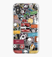 R6 Icon Collage HQ iPhone Case/Skin
