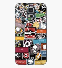 R6 Icon Collage HQ Case/Skin for Samsung Galaxy