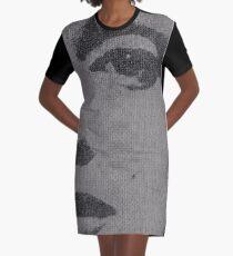Marylin Monroe - Vintage - Screenprint Graphic T-Shirt Dress
