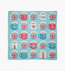 A Very British Brew Scarf