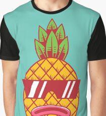 Fresh Pineapple Graphic T-Shirt