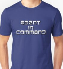 Agent in Command T-Shirt