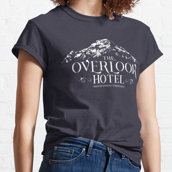 Overlook Hotel - The Shining Clean Cut Version Classic T-Shirt
