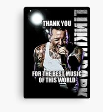 chester Canvas Print