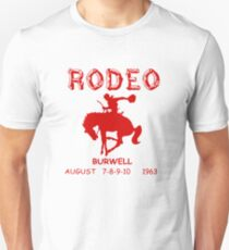 Das Original Cassidy RODEO Shirt - Prediger Slim Fit T-Shirt