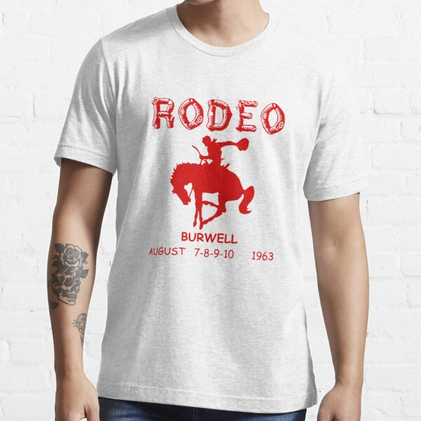 The Original Cassidy RODEO Shirt - Preacher  Essential T-Shirt