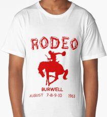 The Original Cassidy RODEO Shirt - Preacher  Long T-Shirt