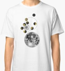 Phases of the Moon Classic T-Shirt