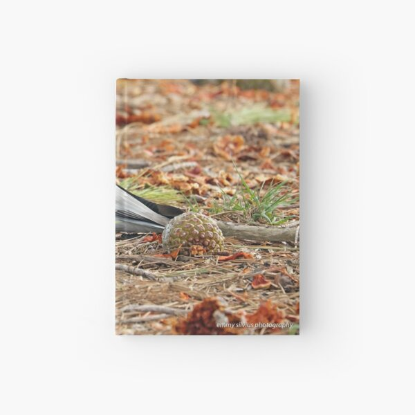 Galah - Queenscliff  VIC (541) Hardcover Journal