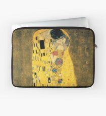 The Kiss - Gustav Klimt Laptop Sleeve