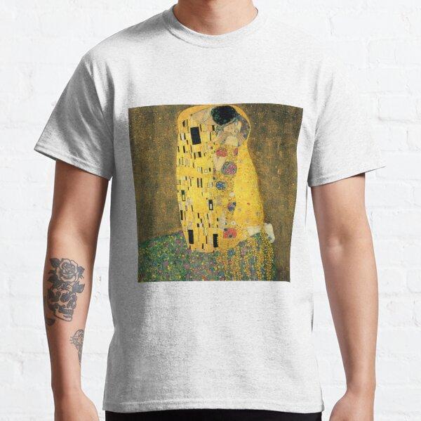 El beso - Gustav Klimt Camiseta clásica