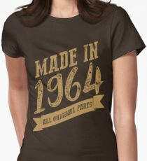 Made in 1964, All original parts! Womens Fitted T-Shirt