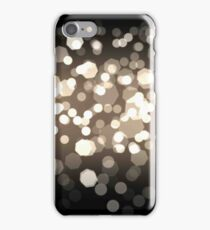 Glitter is what it is all about. iPhone Case/Skin