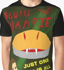 Beware the Vampie Graphic T-Shirt
