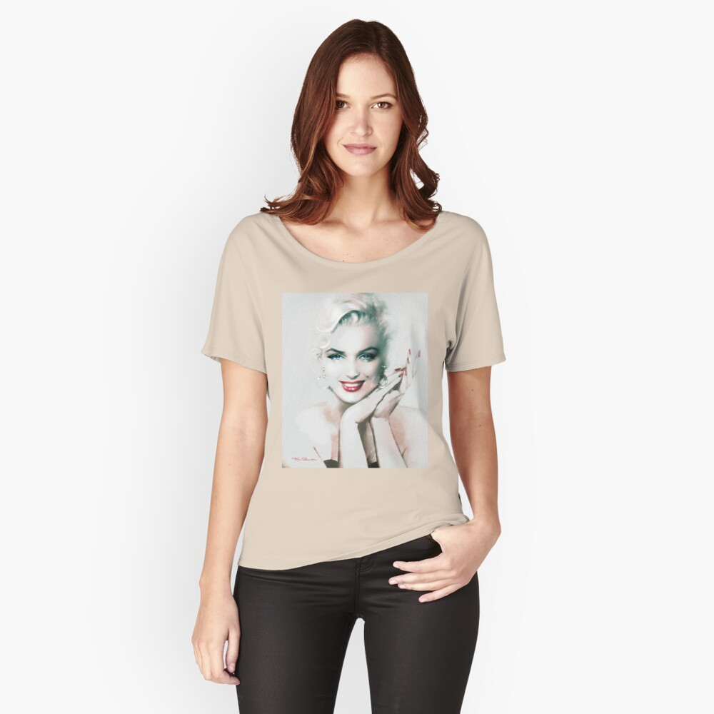 Theo Danella´s Marilyn MM 133 Loose Fit T-Shirt