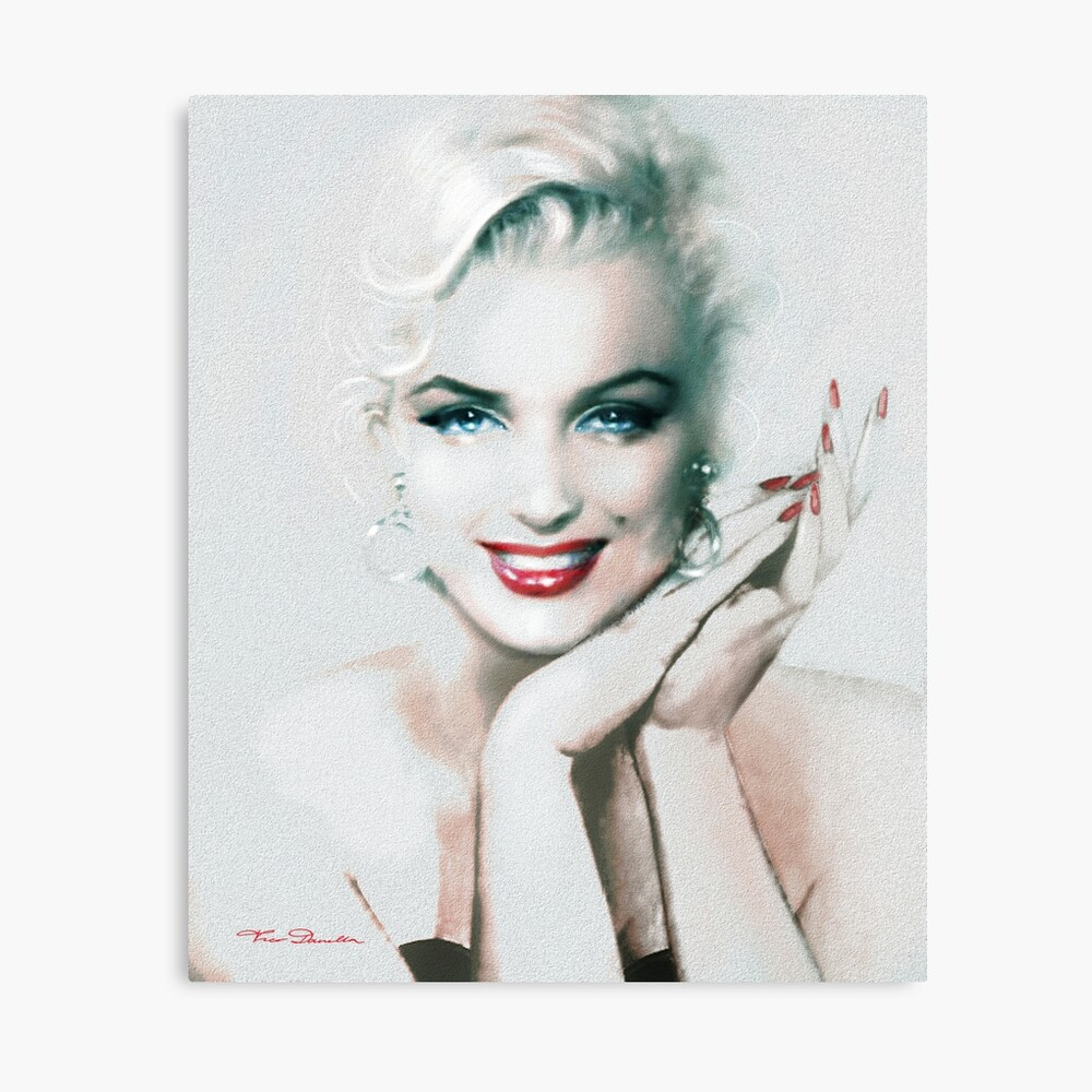 Theo Danella´s Marilyn MM 133 Leinwanddruck