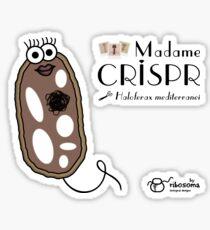 Madame CRISPR Sticker
