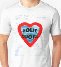 Eolie Cuore - Celebrating Life T-Shirt