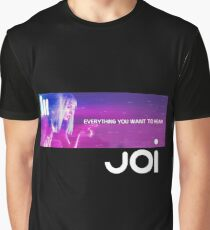 JOI : Inspired by Blade Runner 2049 Graphic T-Shirt