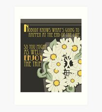 Sprouted Art Print