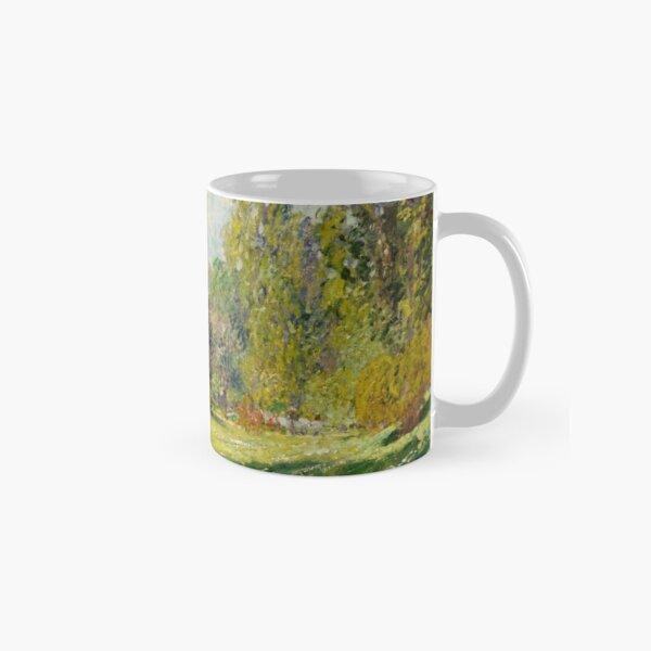 The Parc Monceau - Claude Monet Classic Mug