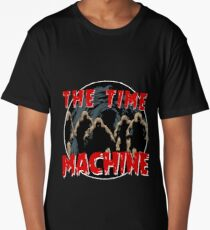 B-Movie Monsters - The Time Machine Long T-Shirt