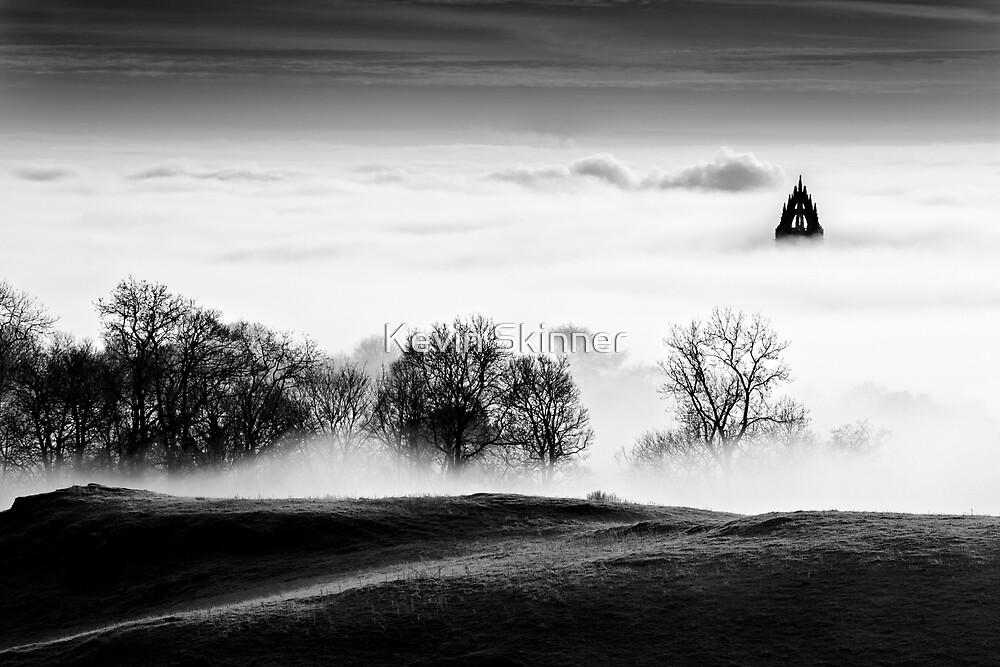 Monument (Landscape Version) v2 by Kevin Skinner