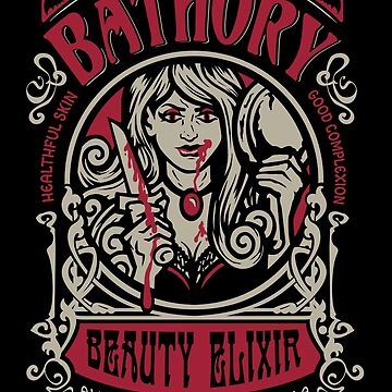 Bathory Beauty Elixer by HeartattackJack
