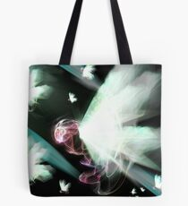 Majestically out of the Void Tote Bag