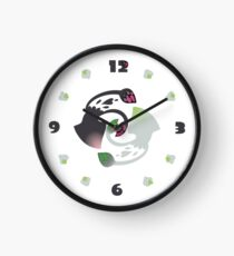 Squid Squad – Marie and Callie Clock