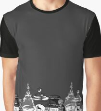 Apothecary- Silver Screen Graphic T-Shirt