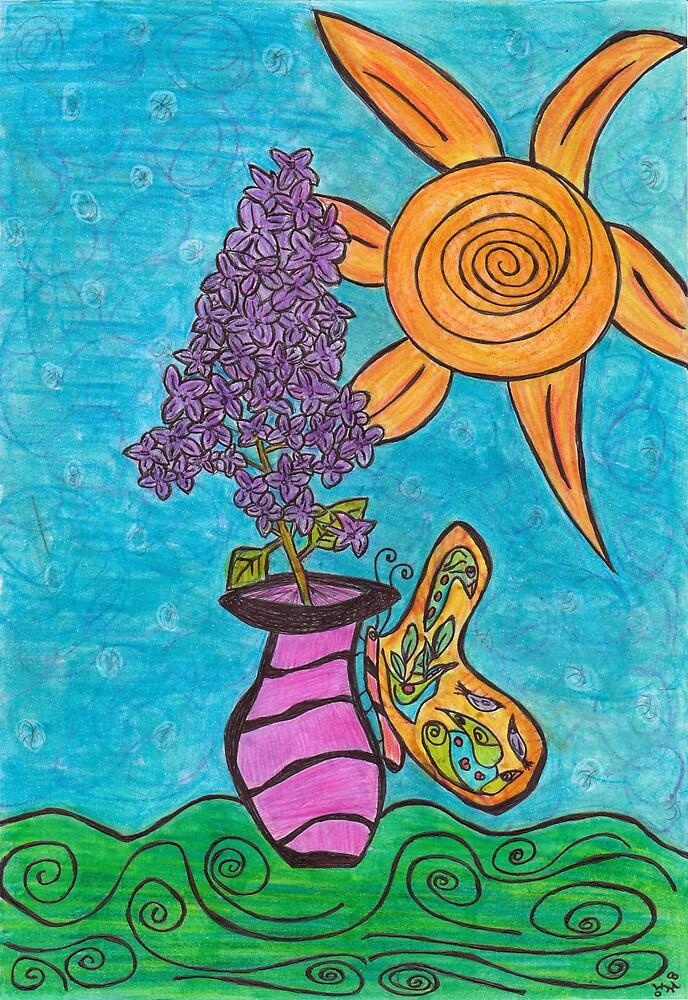 Lilac Dream by sunshinesuzy
