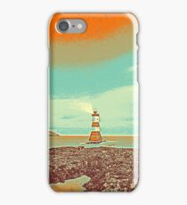 Lighthouse Remote Sky iPhone Case/Skin