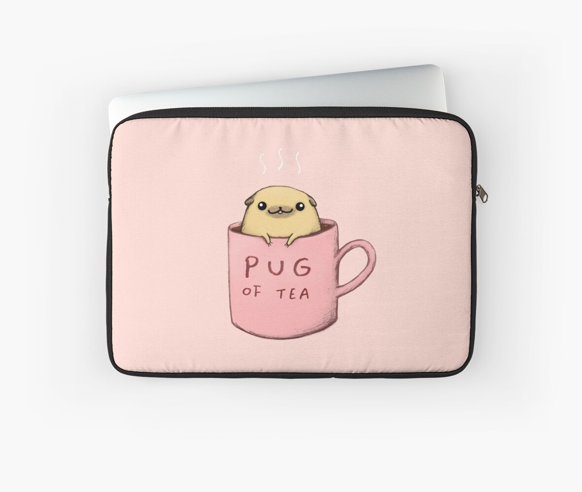 Pug of Tea by Sophie Corrigan