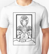Vivex and painting Unisex T-Shirt