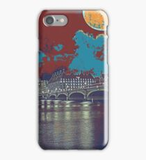 london big bang travel poster iPhone Case/Skin