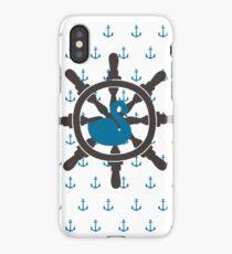 Captain Swan Simplistic  iPhone Case/Skin