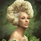 Charismatic Cauliflower by Britta Glodde