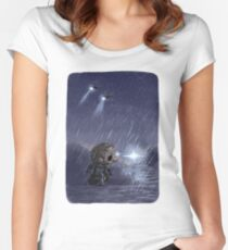 Chibi Zeroes Women's Fitted Scoop T-Shirt