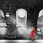 Girls of Baker Street by Delfino