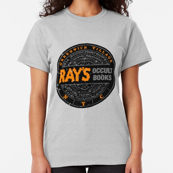 Ghostbusters - Rays Occult Books Classic T-Shirt