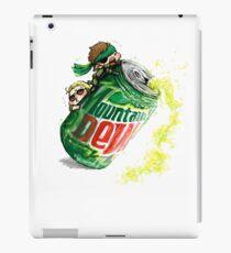 Snake & Miller on a... mountain dew. iPad Case/Skin