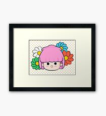 Pinypon Framed Print